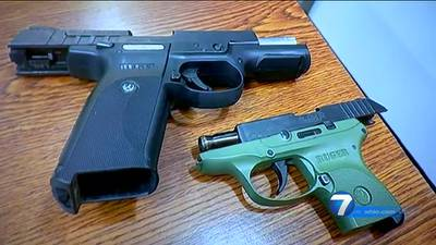 Dayton Police continue efforts to get illegal guns off the street