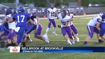 Bellbrook at Brookville Game of the Week Week 5