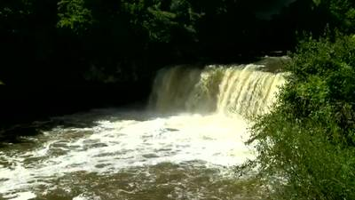 Campaign to prevent swimming at Ludlow Falls seems to be working
