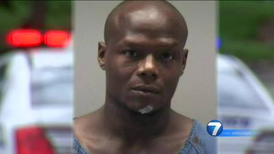 Manhunt leads to arrest of suspect in domestic dispute