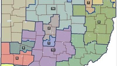 Proposed congressional maps combine Dayton, Xenia, Springfield
