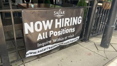Businesses struggle to find staff during COVID-era stimulus program