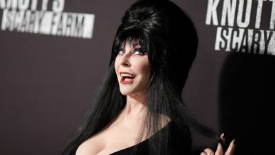 Photos: Cassandra 'Elvira' Peterson through the years