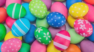 Egg Hunt Forecast: Shaping up to be a sunny Easter weekend