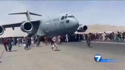 Local Afghanistan veteran shares thoughts on Taliban takeover