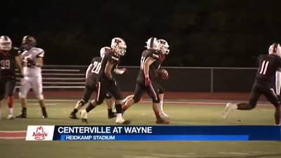 Centerville at Wayne Game of the Week Week 7