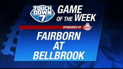 Fairborn vs. Bellbrook Week 2 Game of the Week
