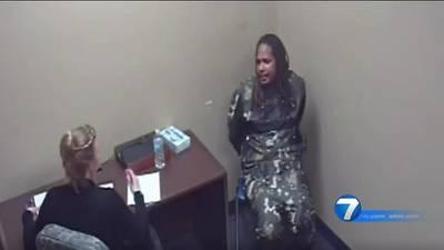 Takoda Collins Murder: Al McLean interrogation video obtained by News Center 7