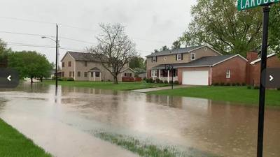 Multiple flood warnings remain in effect; Heavy rain continues into the overnight