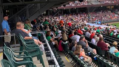 Dayton Dragons playing 'catch-up' to sell tickets after opening up to full capacity