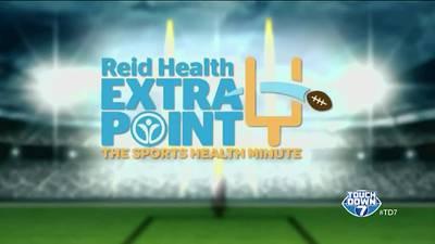 Reid Health Sports Minute Week 8