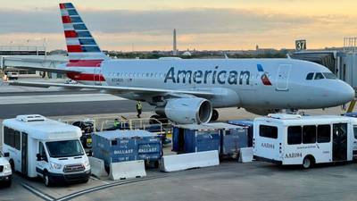 Hundreds of American Airlines flights cancelled; staffing, other issues blamed