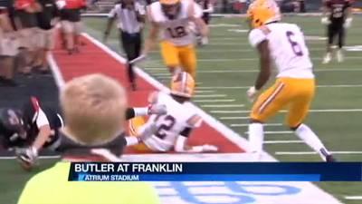 Butler at Franklin