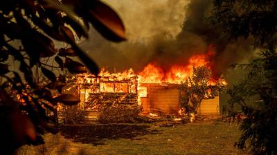 Photos: Fawn Fire engulfs nearly 9,000 acres in Shasta County