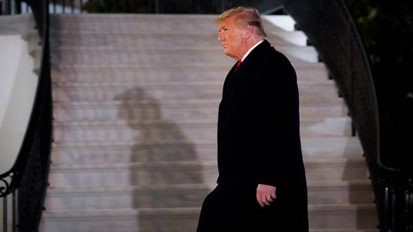 Watch Live: House democrats deliver article of impeachment against Donald Trump to Senate
