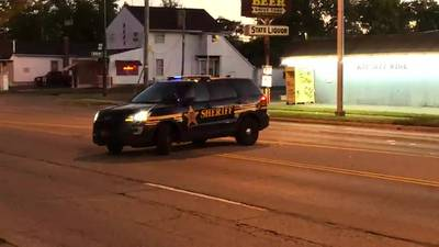1 man hospitalized after shooting in Harrison Twp.
