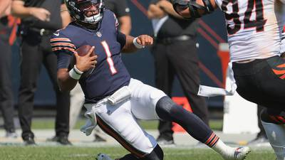 Chicago Bears name ex-Buckeye Justin Fields starting QB for Sunday's game at Cleveland