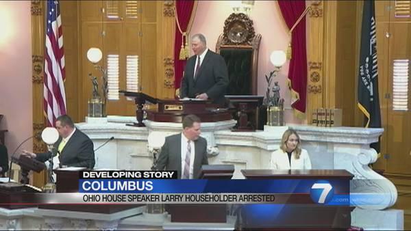 Ohio House Speaker Larry Householder arrested by federal officals