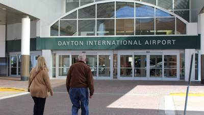 Dayton airport sees uptick in travel as region inches toward normal