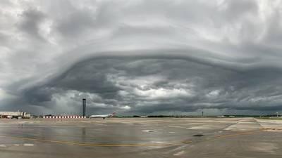 PHOTOS: Viewers capture Monday evening's storms
