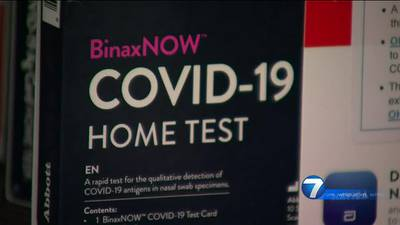 Dayton Metro Library says some at-home COVID-19 test kits labeled as 'expired' still good to use