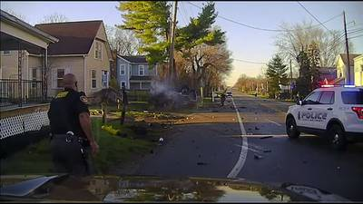 CRUISER CAM: New video shows moments before crash in Miami County pursuit that killed 2 people, injured child