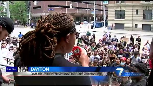 Dayton Gets Real: Community leaders, law enforcement reflect on policing, reforms on anniversary of George Floyd's death