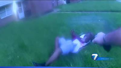 Body cam video released in Dayton officer-involved shooting