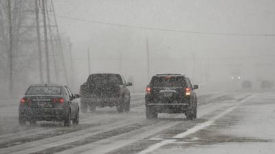 Multiple counties impacted by winter storm that began Saturday