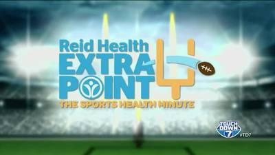 Reid Health Sports Minute Week 6