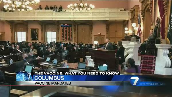 Vaccine bill returns for more hearings
