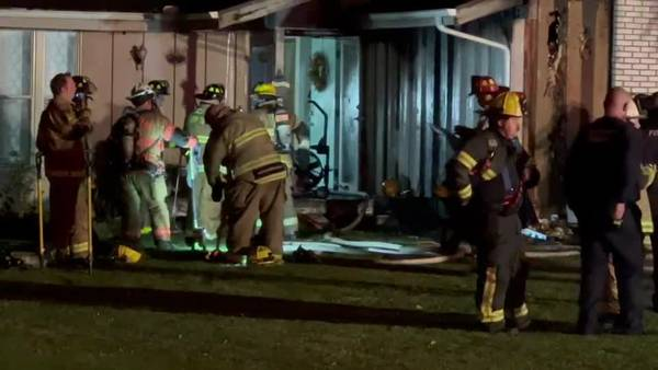 Crews extinguish house fire in Miami County