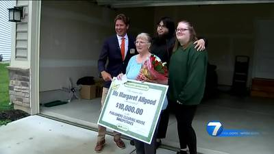 Fairborn woman wins $10,000 from Publishers Clearing House