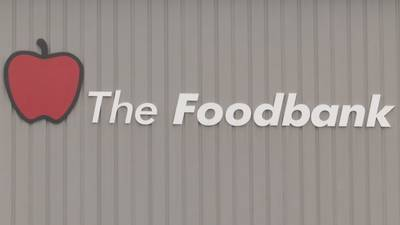 The Foodbank breaks ground on new addition