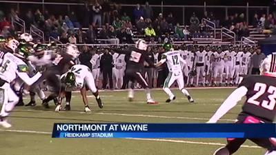 Northmont holds off Wayne rally