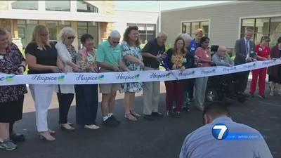 Ohio's Hospice of Miami County unveils new facility