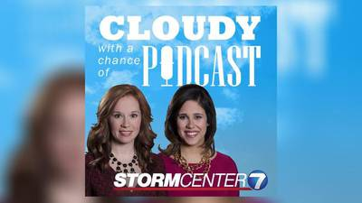 Cloudy with a Chance of Podcast: Helping during a pandemic
