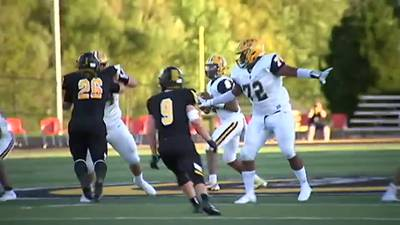 Springfield at Centerville Week 2 Game of the Week