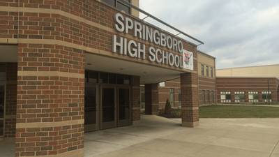 Kids in Springboro return to class with new guidelines regarding COVID
