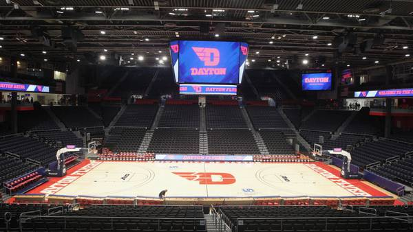 OHSAA moves boys, girls basketball tournaments to UD Arena through 2024