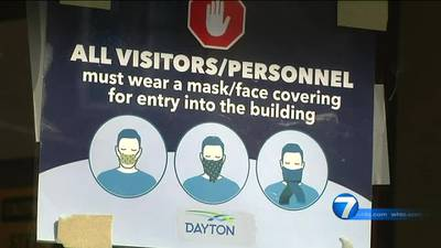 Dayton-area residents react to potential indoor mask mandate