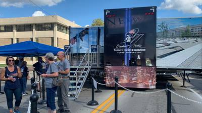 Photos: Tunnel to Towers 9/11 Never Forget Mobile Exhibit