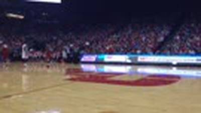 RAW : UD's Pierre gets ovation upon return