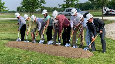 Miami Co. Park District breaks ground for first building with indoor space for public use