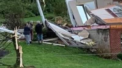 Photos: Ross County Tornado Damage