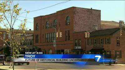 Troy Planning Commission approves application for demolition of downtown Tavern Building