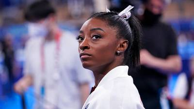 Psychologist calls Biles 'wise' for prioritizing mental health