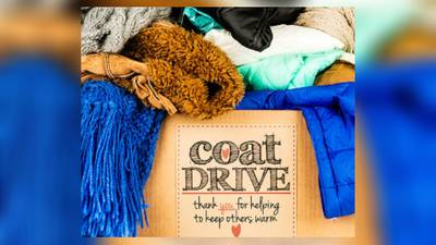 Operation Cover-up: Miami County deputies collect coats for children