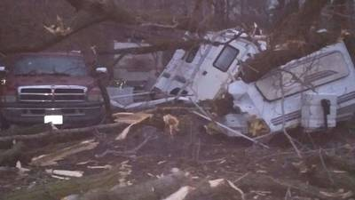 PHOTOS: High winds cause heavy damage across the Miami Valley