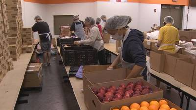 Military, veterans get assistance from local food pantry
